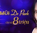 ĐẸP – CAO – SANG VỚI NÂNG MŨI DR PARK: CHỈ TỪ 8 TRIỆU